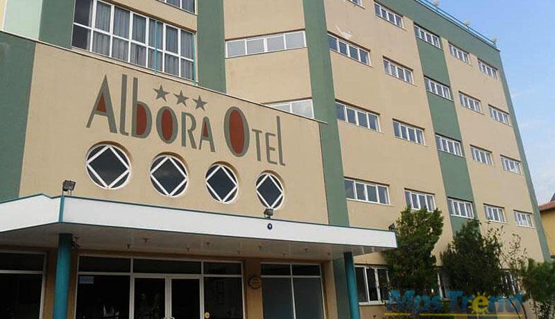 hotel albora 4